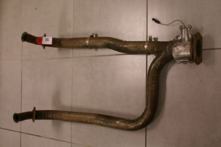 1982 Corvette C3 Front Exhaust Pipe, Used Fair